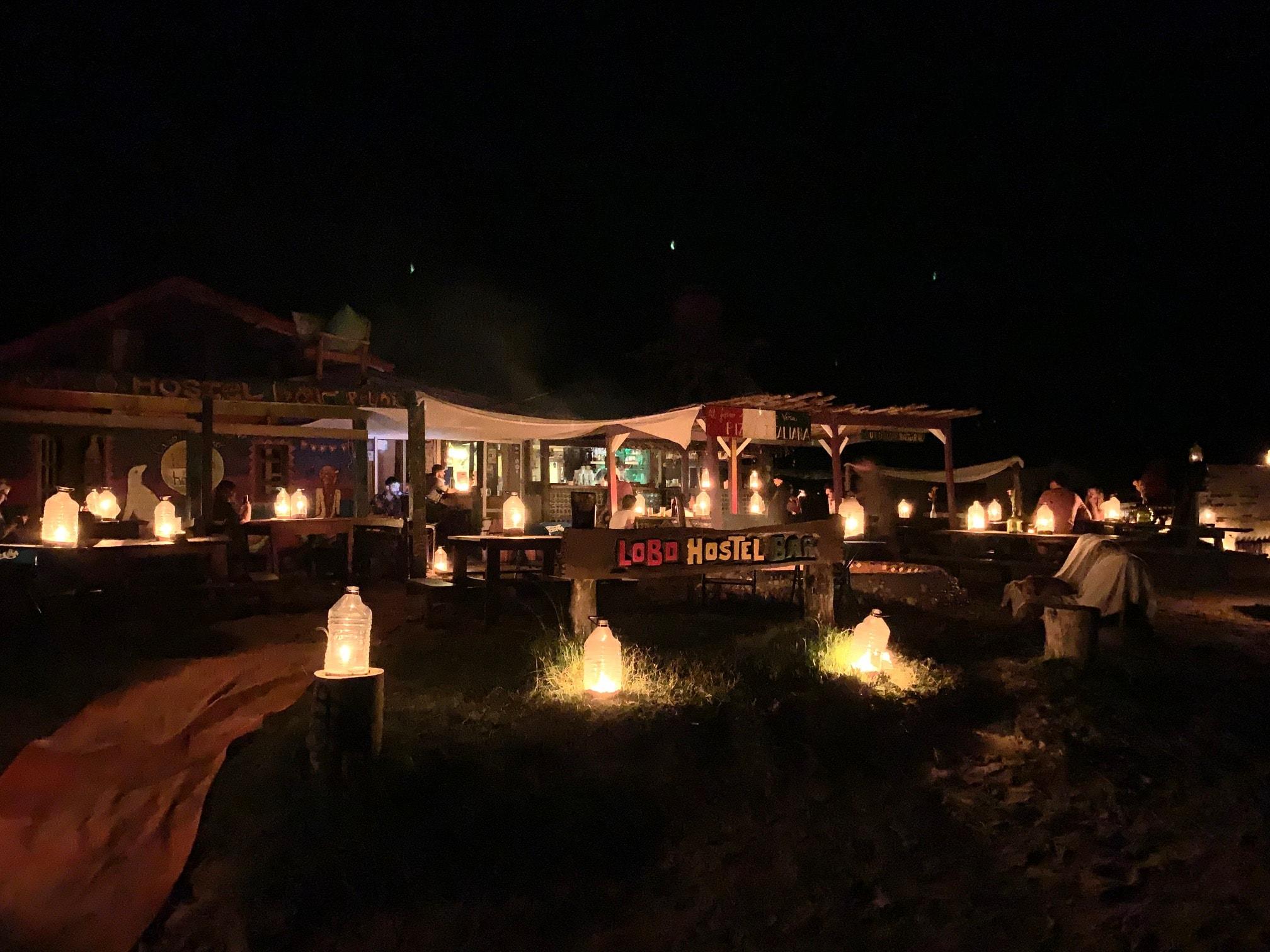 Recomendaciones sobre Uruguay; Cabo Polonio de noche