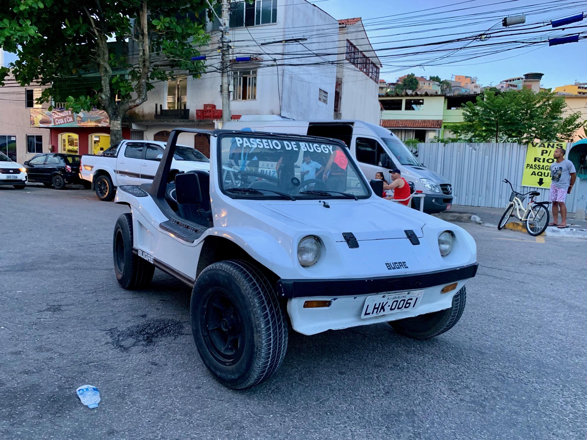 Rutas en buggy en Arraial do Cabo (Brasil)