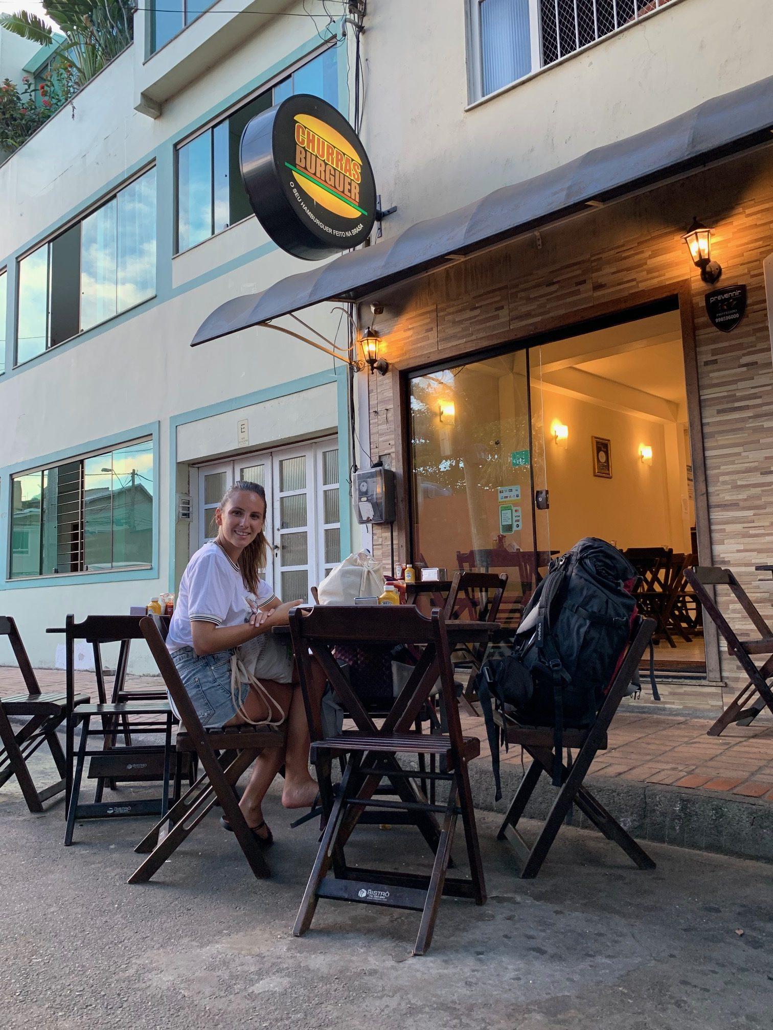 Churras Burger; dónde comer en Arraial do Cabo