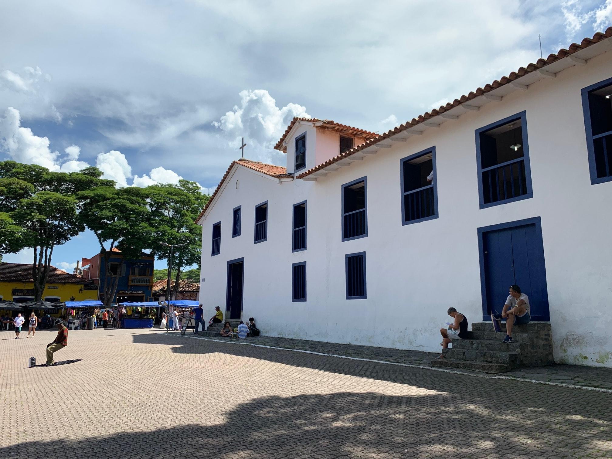 Museo de Arte Sacro de Embu (Brasil)