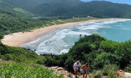 Como llegar a Lagoinha do Leste Playa