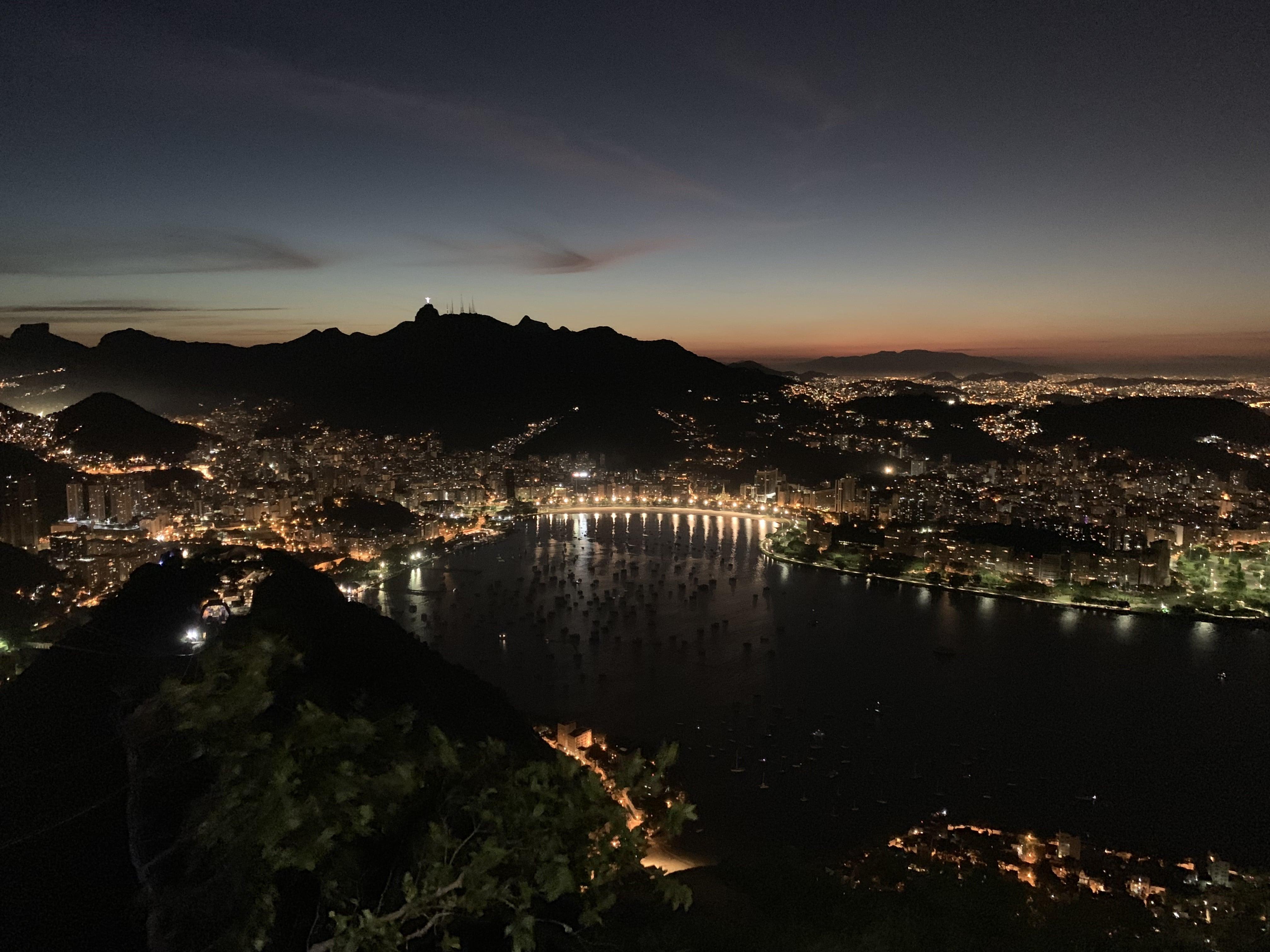 Qué hacer en Río de Janeiro de noche