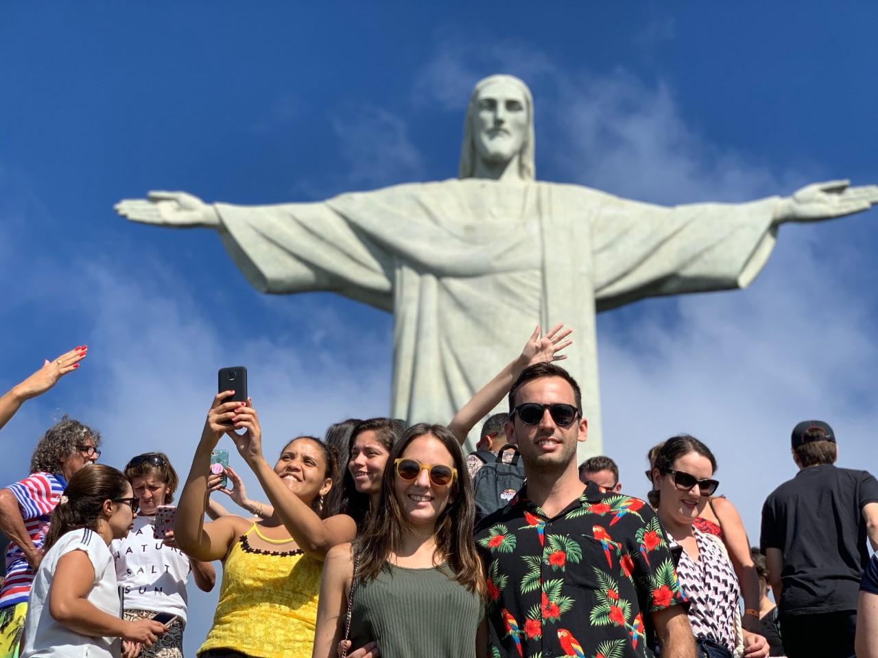 Cristo Redentor de Río de Janeiro (Brasil)