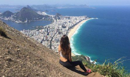 Trekking Dois Irmaos como llegar y subir Rio de Janeiro Brasil