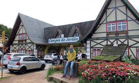 Qué hacer en Campos do Jordão Brasil