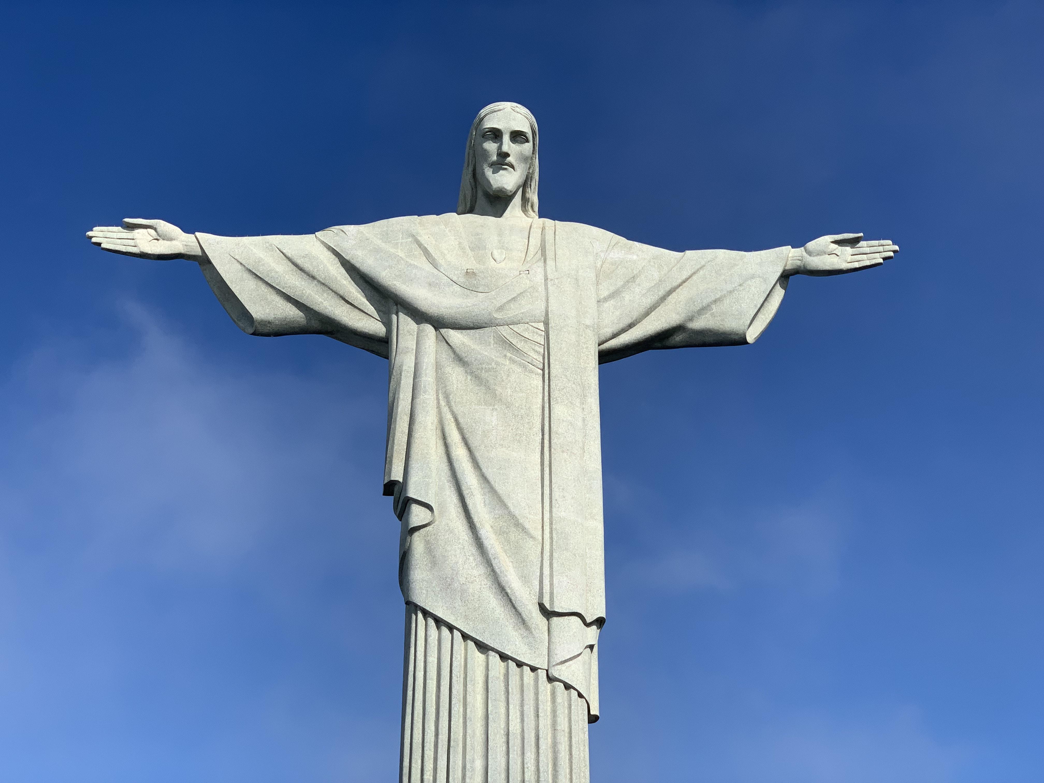 Cristo Redentor del Corcovado (Río de Janeiro, Brasil)