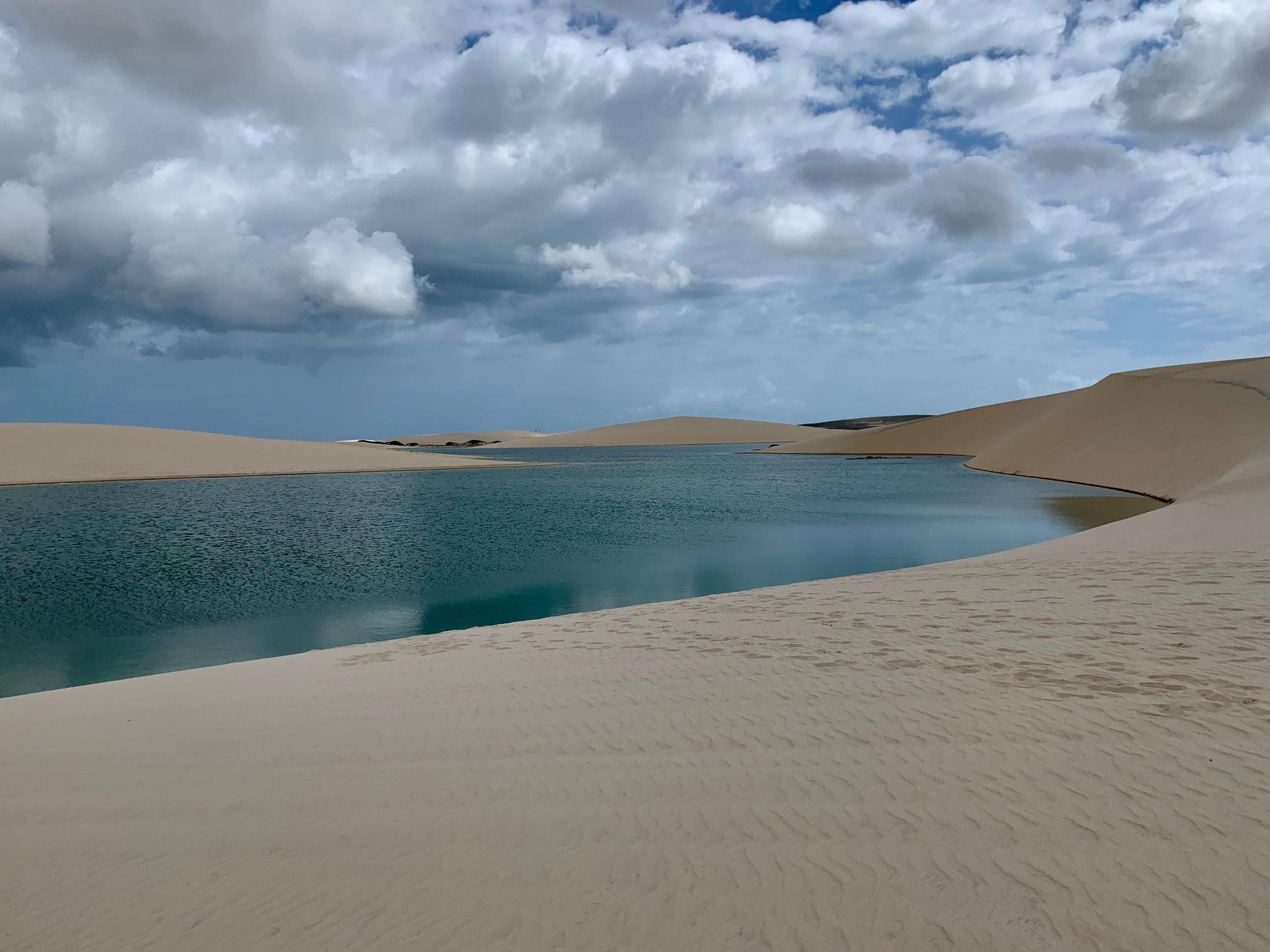Parque Nacional Jericoacoara Brasil