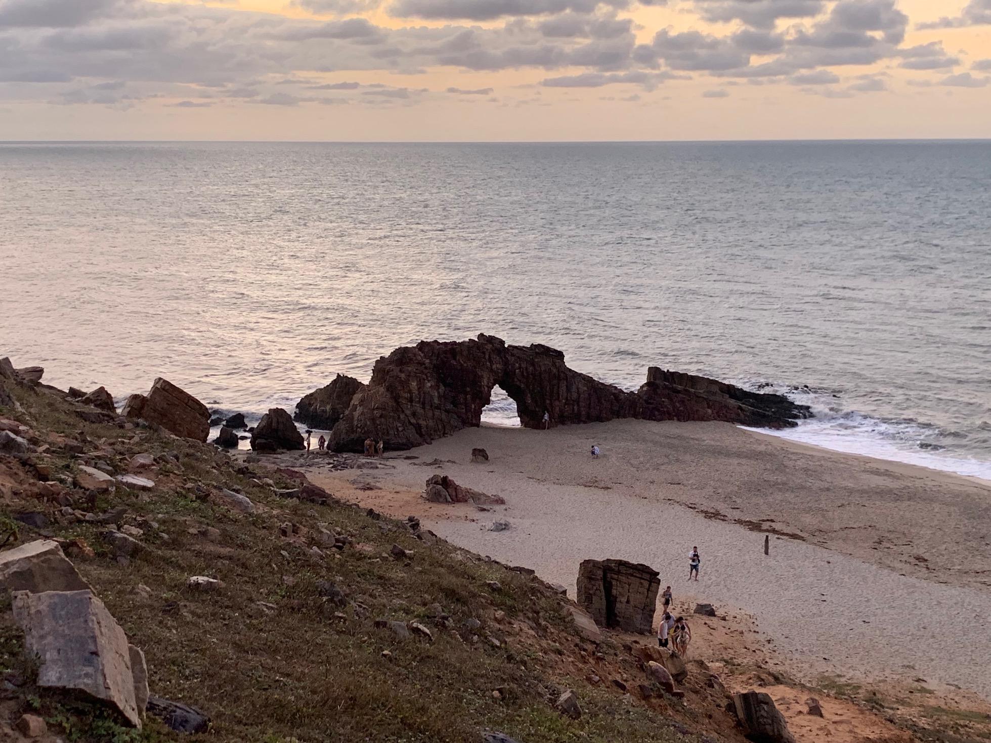 Playa Pedra Furada Jericoacoara
