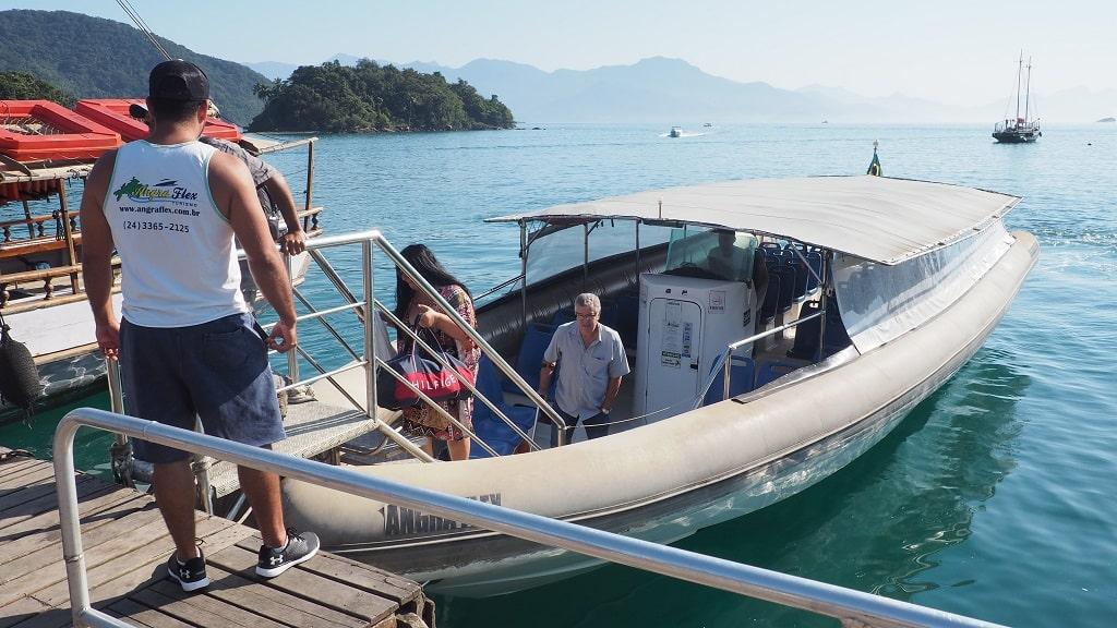 Cómo llegar a Ilha Grande desde Río de Janeiro