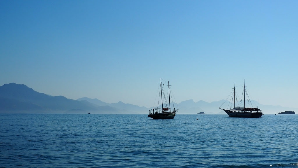 Excursión en Barco en Ilha Grande