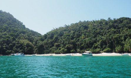 Playas de Ilha Grande (Río de Janeiro, Brasil)