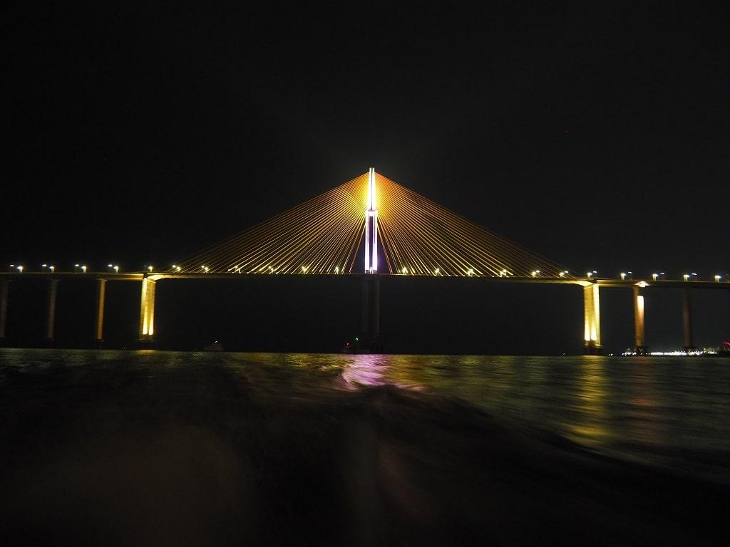 Puente Río Negro en Manaos