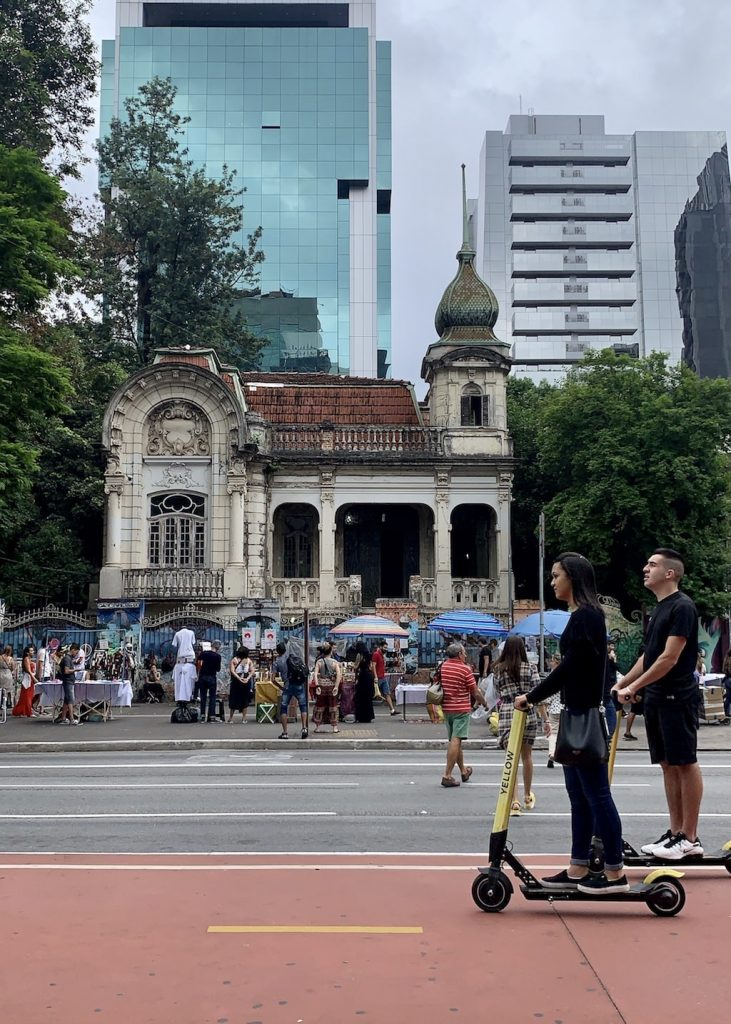 Qué ver en la Avenida Paulista de Sao Paulo