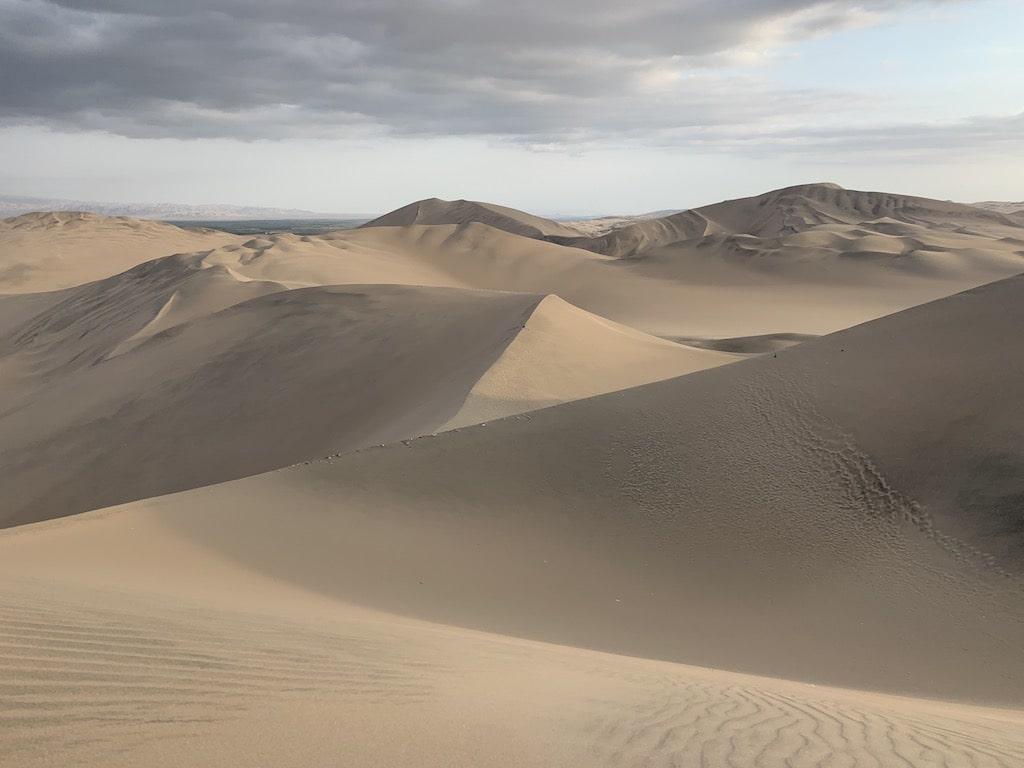 Clima en Huacachina y clima en Ica