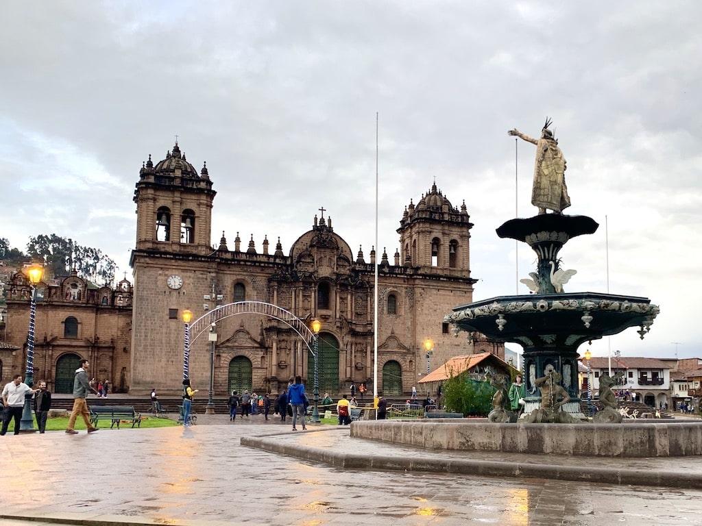 Qué hacer en Cuzco (Perú)