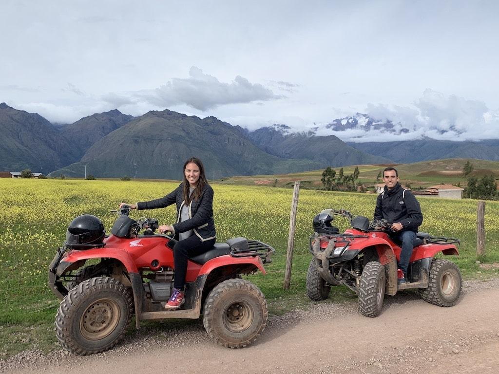 Tour en quad a Maras y Moray, de las mejores actividades que hacer en Cuzco y alrededores