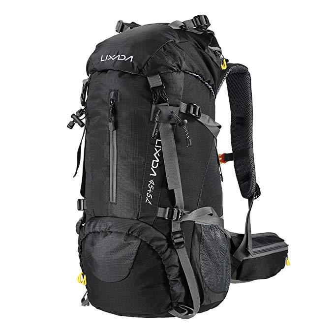 Mejor mochila de viaje barata (50 litros)