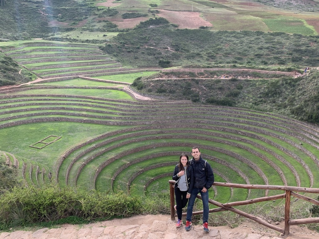 Moray, el laboratorio agrícola Inca