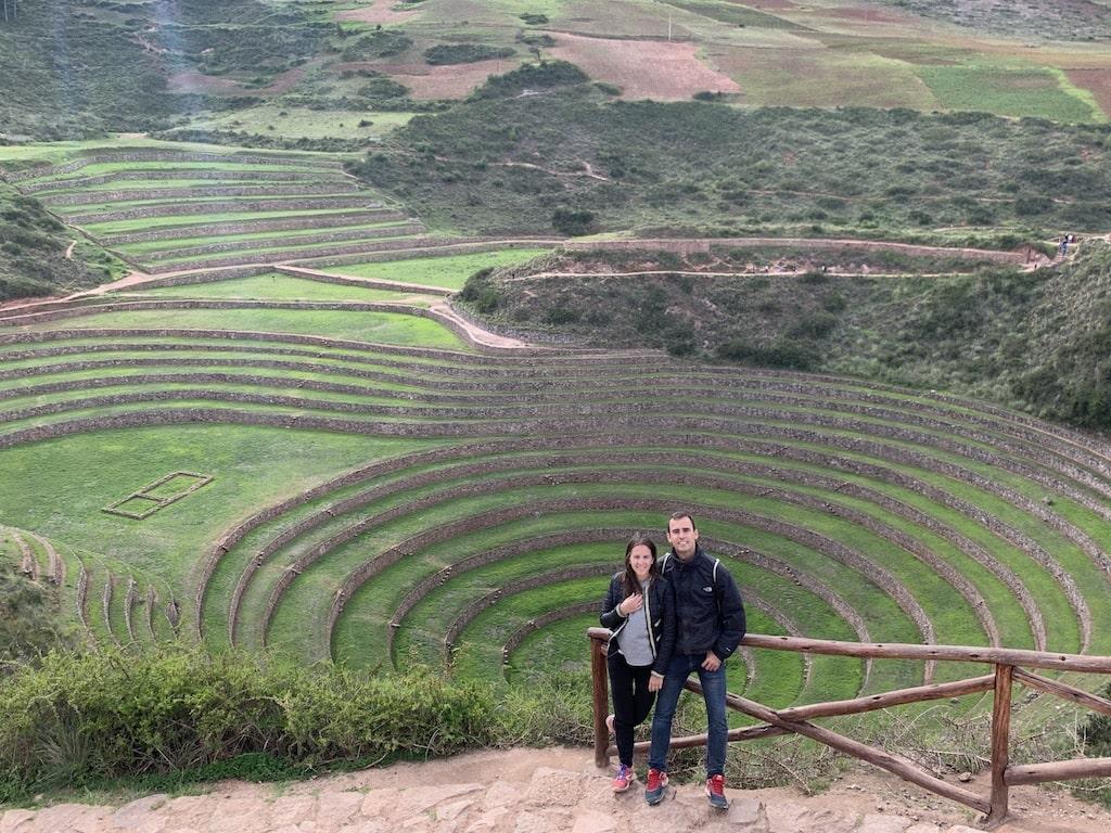 Moray, el laboratorio agrícola Inca
