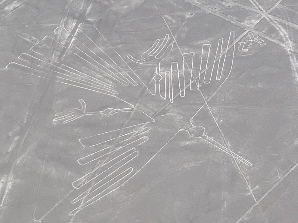 Vuelo sobre las Líneas de Nazca, una de las actividades que hacer en Ica