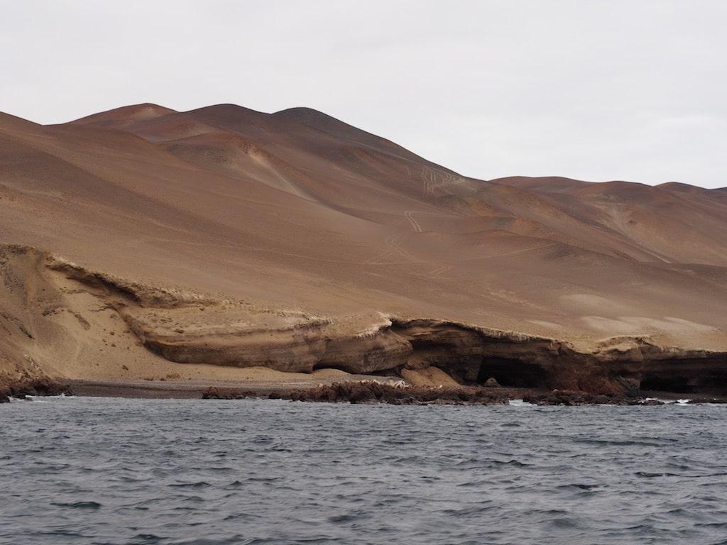 Parque Nacional de Paracas en Ica, Perú