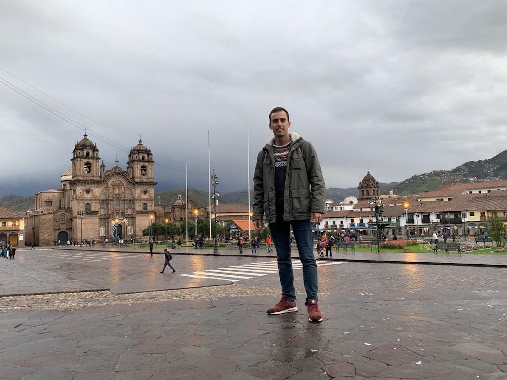Plaza de Armas, uno de los lugares turísticos que ver en Cuzco (Perú)
