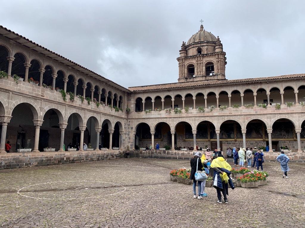 Qurikancha, centro religioso y astronómico Inca. Cosas que ver en Cusco