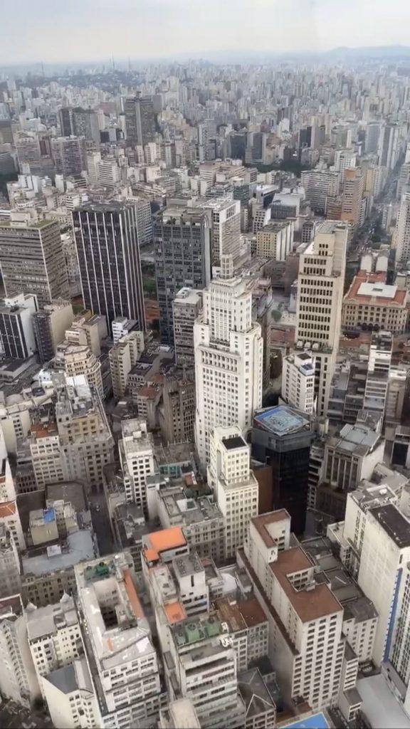 Paseo en helicóptero en Sao Paulo, una de las cosas que hacer en Sao Paulo