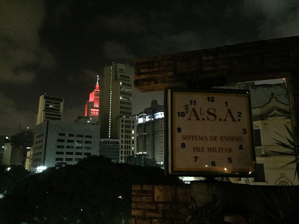 Qué hacer en Sao Paulo de noche