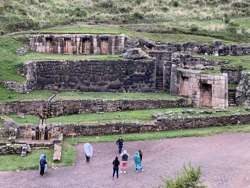 Tambomachay, uno de los lugares que visitar cerca de Cuzco