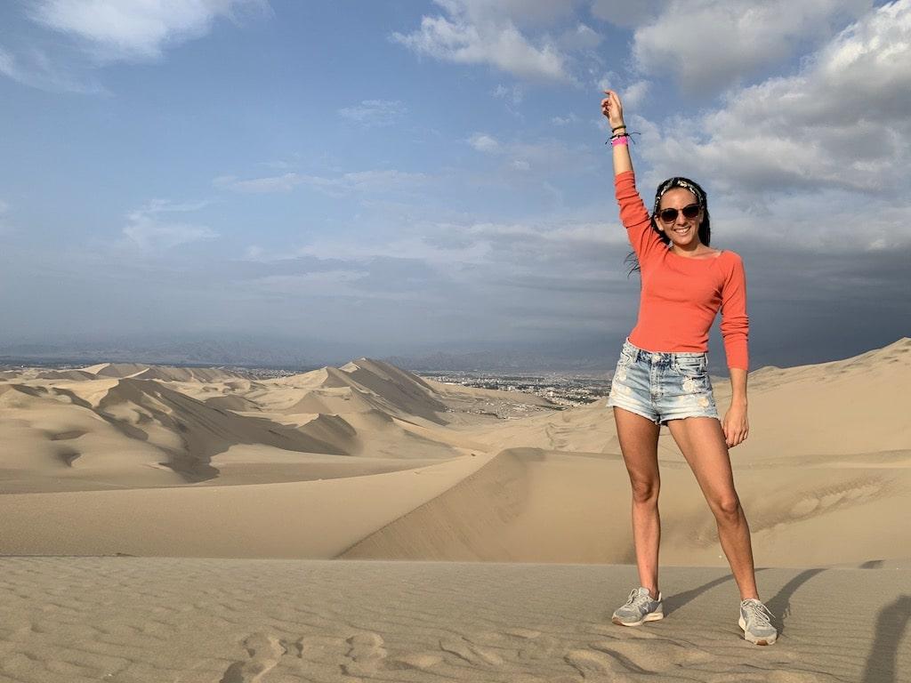 Turismo en Ica (Perú)
