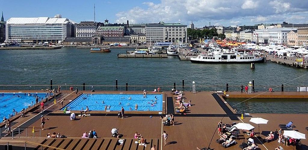 Qué hacer en Helsinki en verano