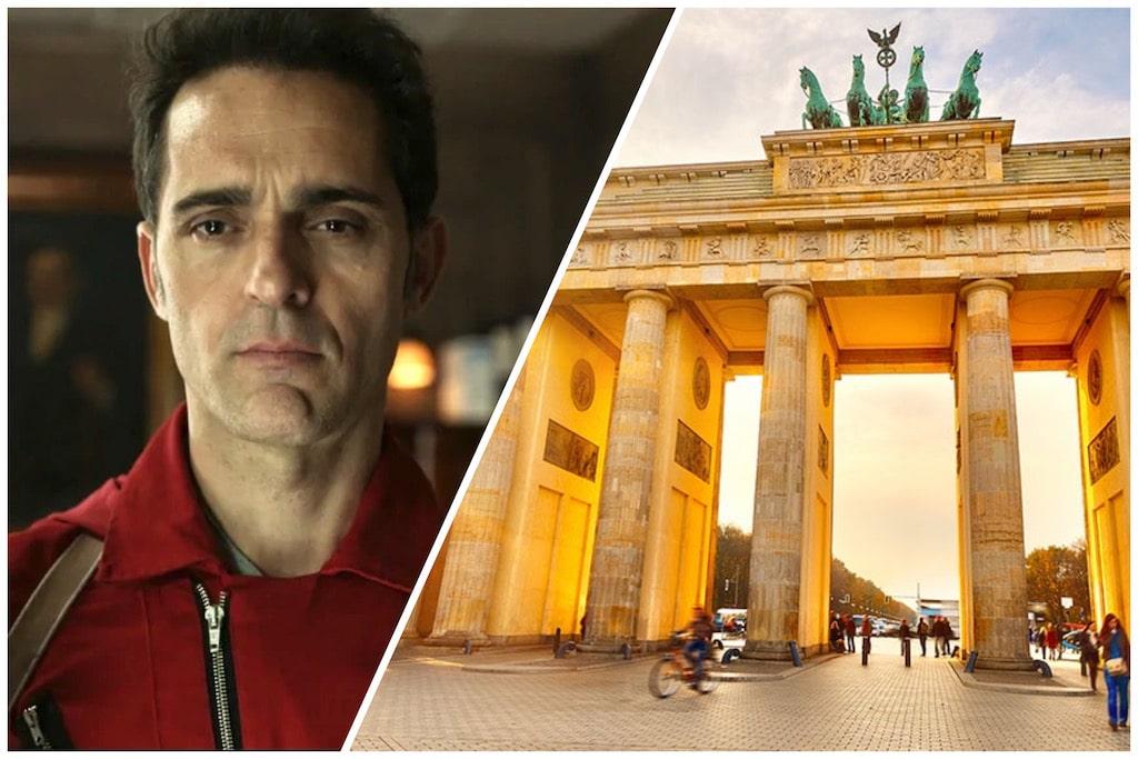 Berlin ciudad y personaje de La Casa de Papel