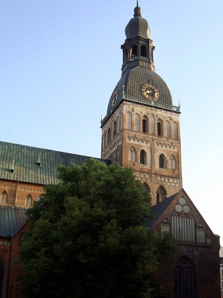 Catedral de Riga (Letonia)