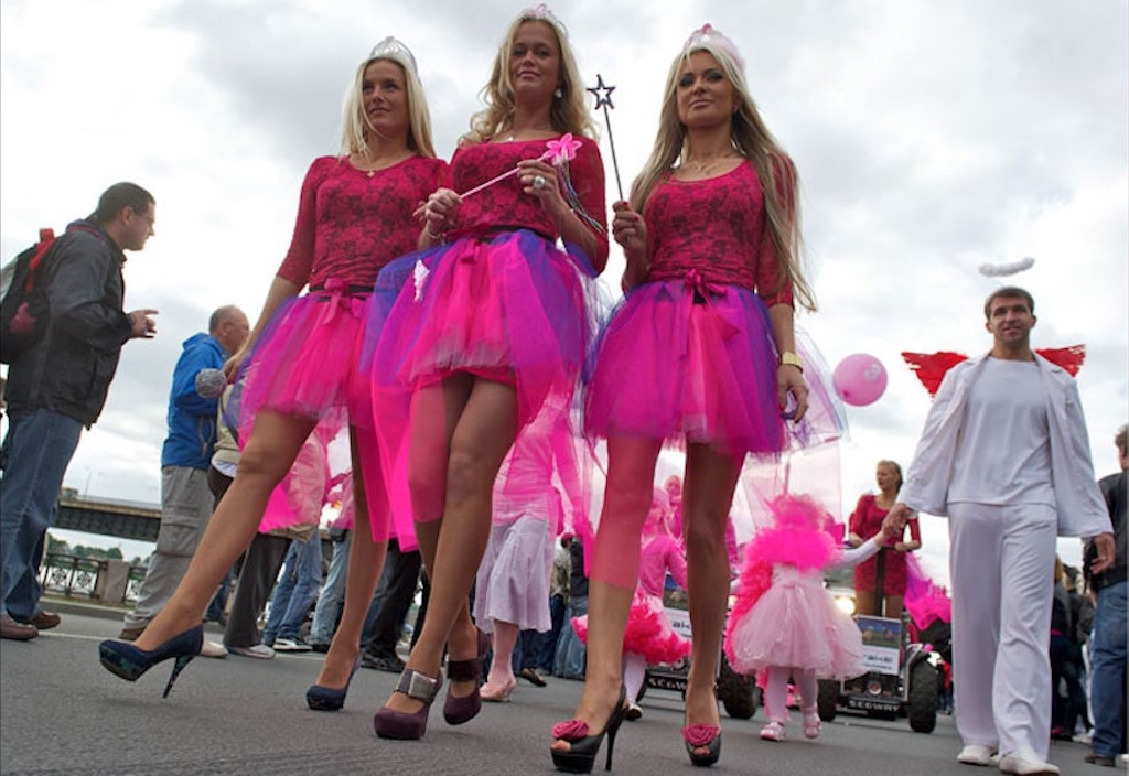 Chicas Letonas