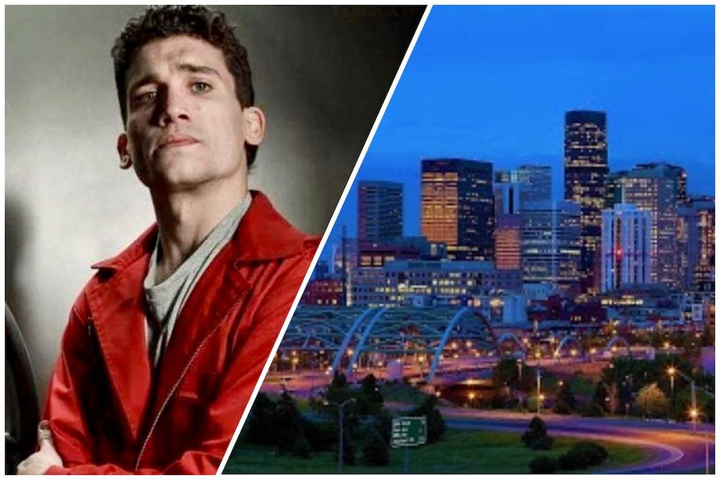 Denver ciudad y personaje de La Casa de Papel