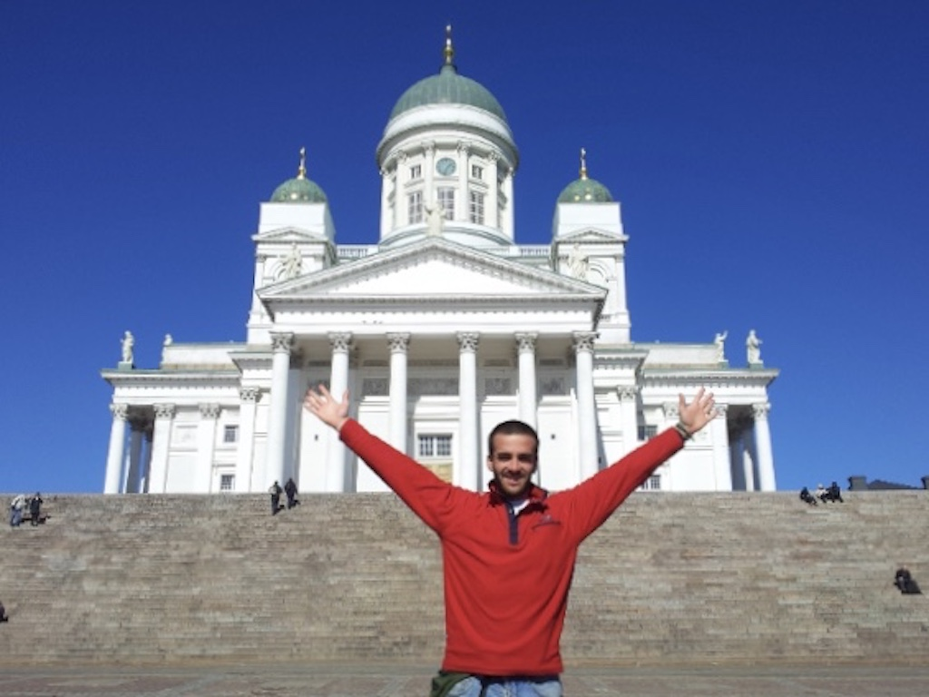 Qué ver en Helsinki viniendo en Ferry desde Tallín