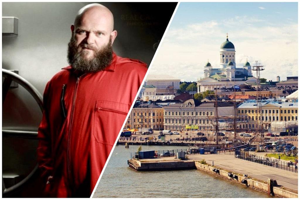 Helsinki ciudad y personaje de La Casa de Papel