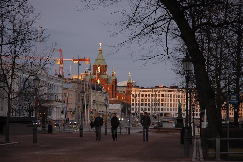 Qué hacer en Helsinki de noche