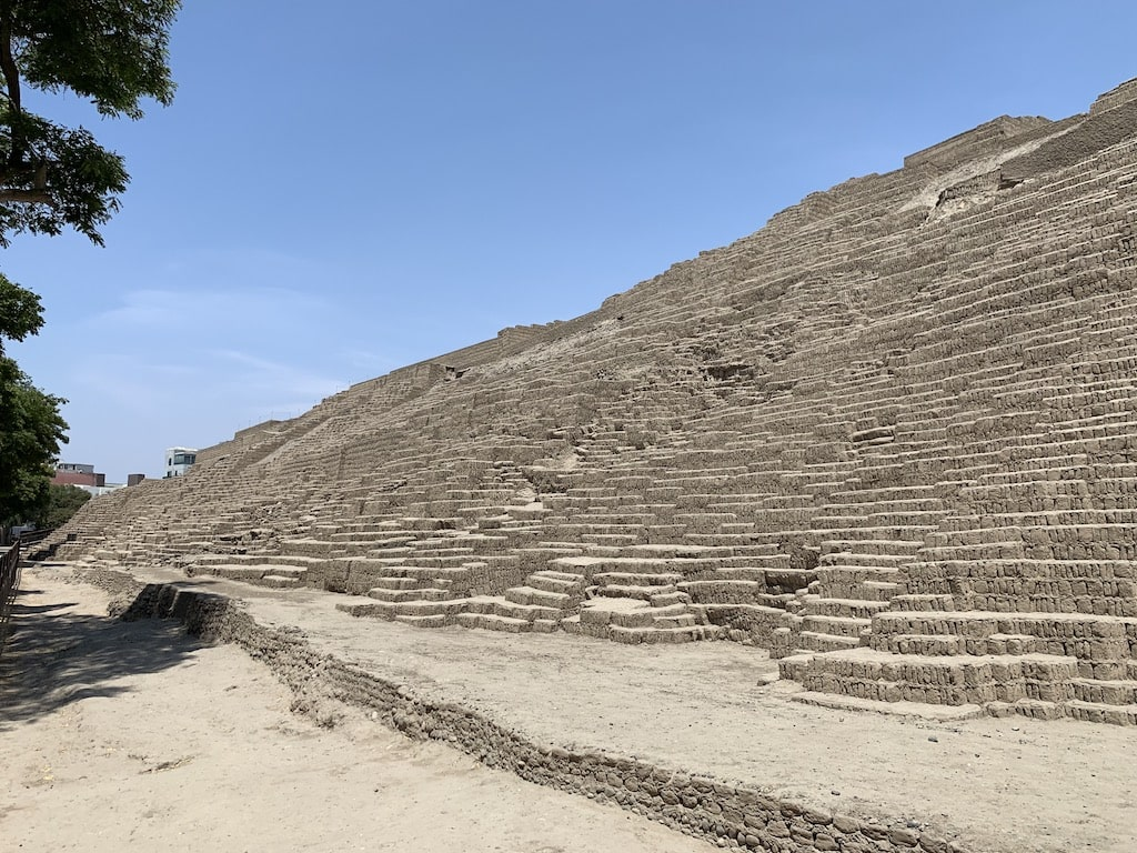 Huaca Pucllana, qué ver en el barrio Miraflores de Lima