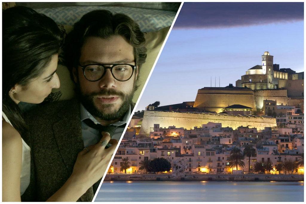 Ibiza ciudad y personaje de La Casa de Papel