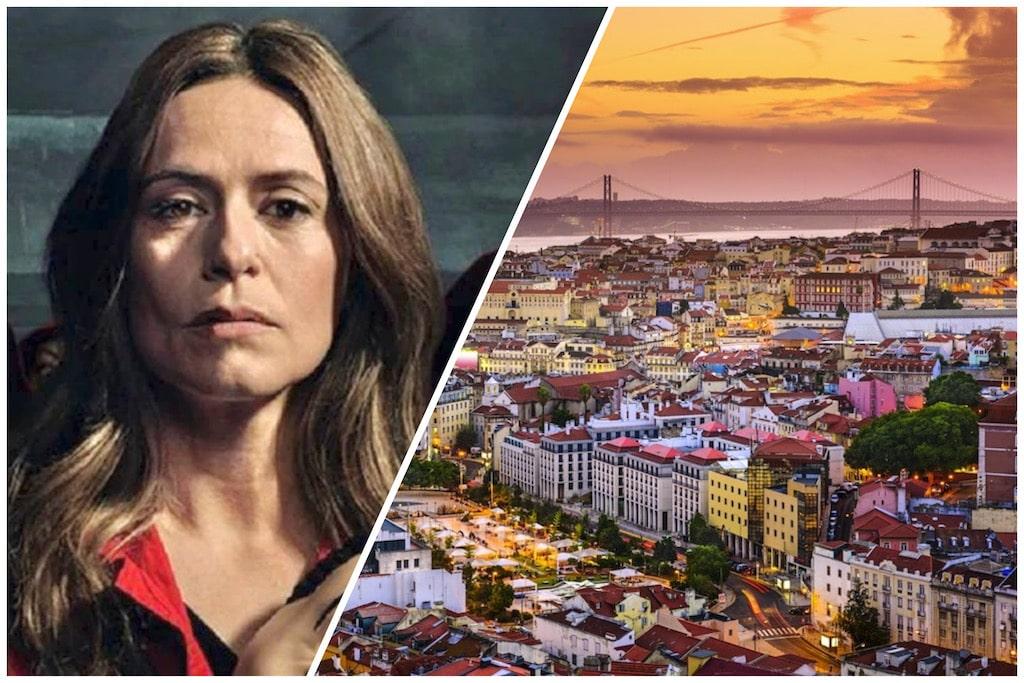 Lisboa ciudad y personaje de La Casa de Papel