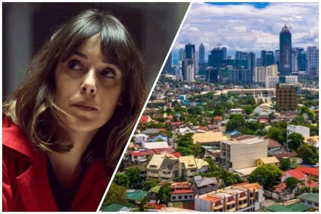 Manila ciudad y personaje de La Casa de Papel