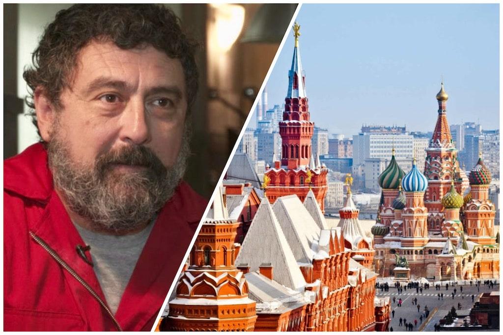 Moscú ciudad y personaje de La Casa de Papel