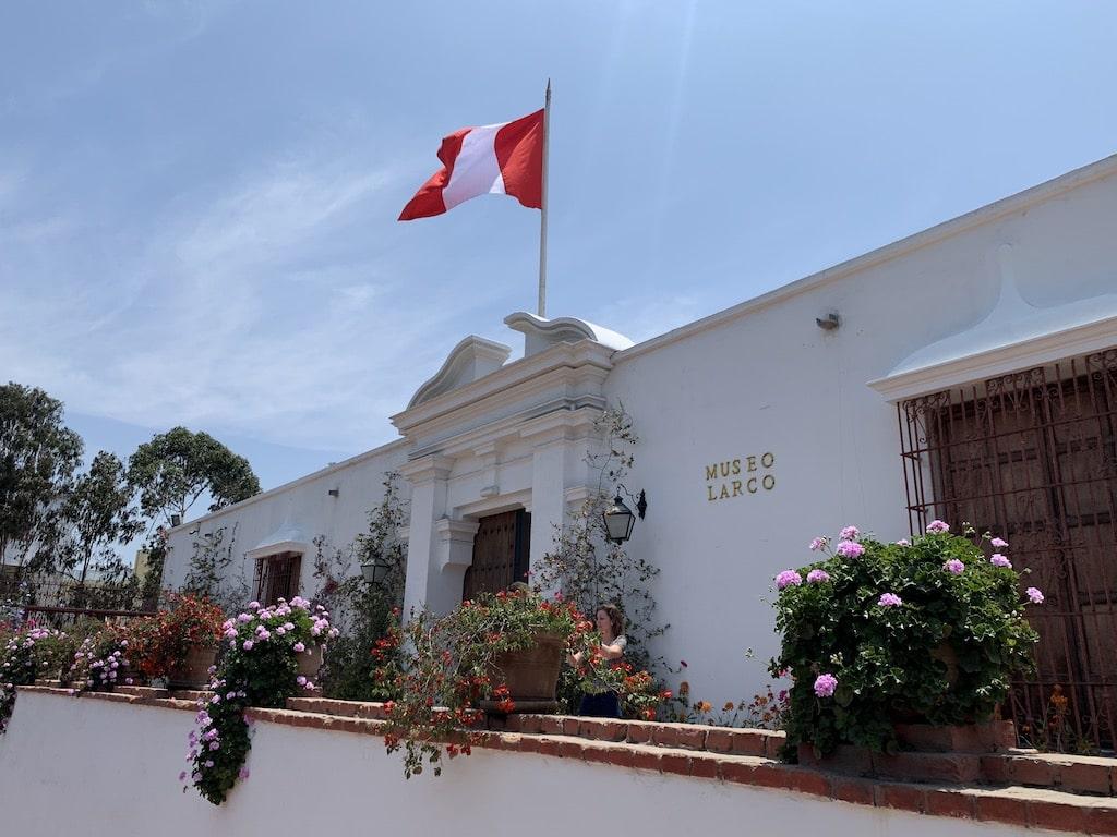Museo Larco, el mejor museo en Lima