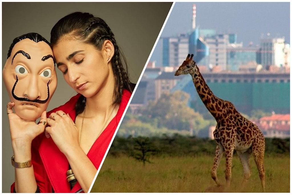 Nairobi ciudad y personaje de La Casa de Papel