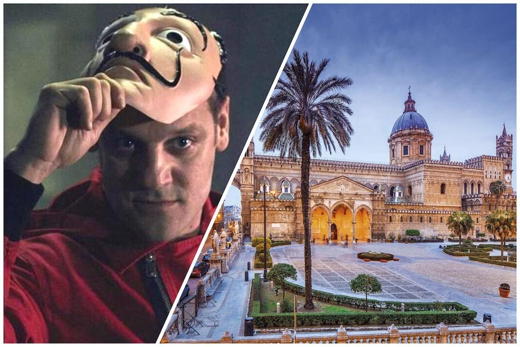 Palermo ciudad y personaje de La Casa de Papel