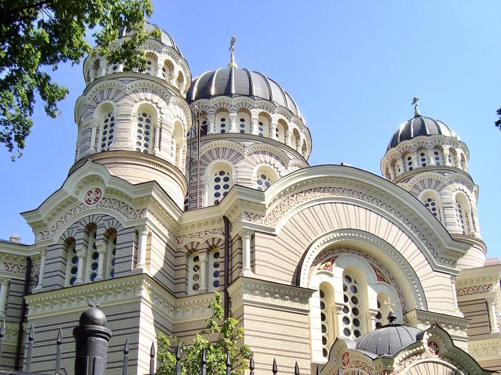 Catedral Ortodoxa de Riga, un lugar imprescindible que visitar en Riga