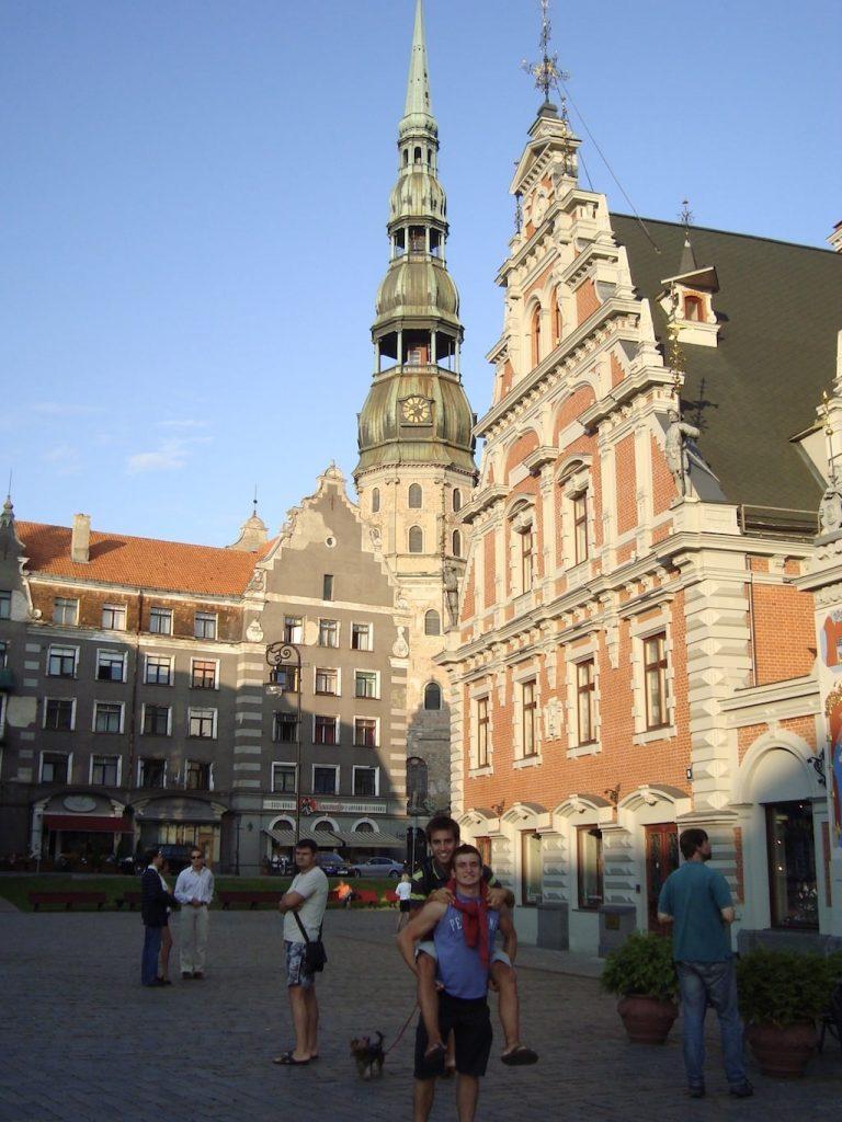Qué hacer en Riga capital de Letonia