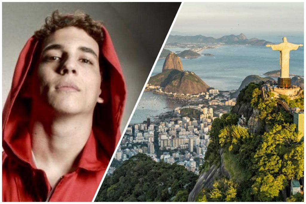 Río ciudad y personaje de La Casa de Papel